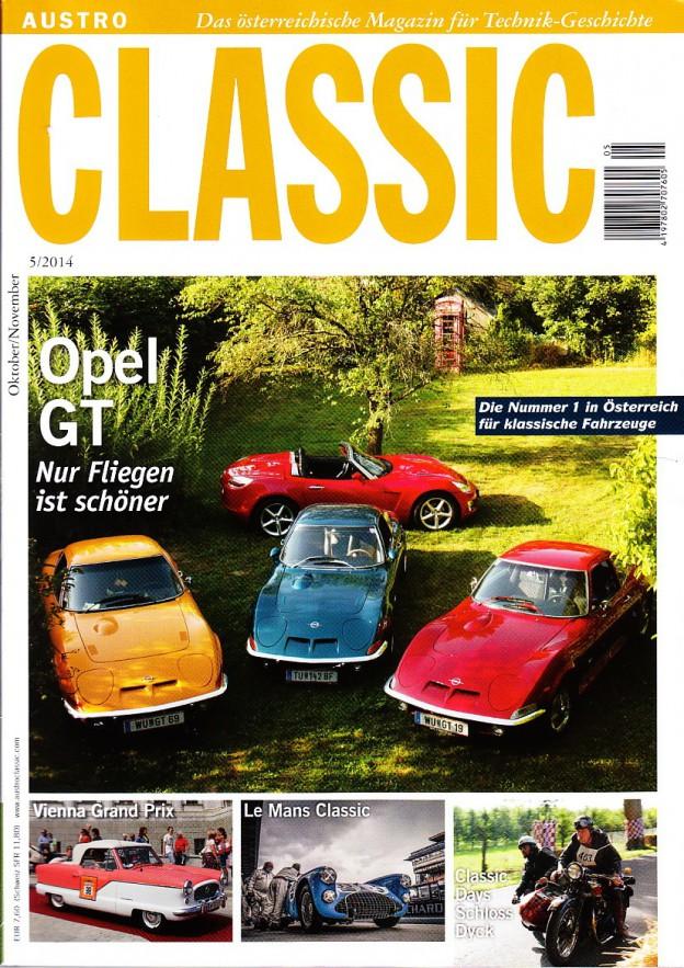 Die neue Austro Classic ist im Handel.