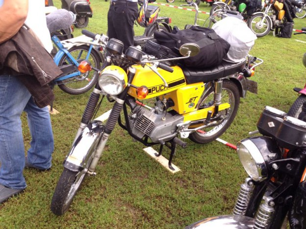 10956 Puch M 50 Jet