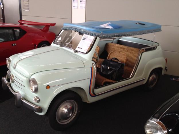 Fiat 600 Jolly 1961 770cc 31PS Kopie