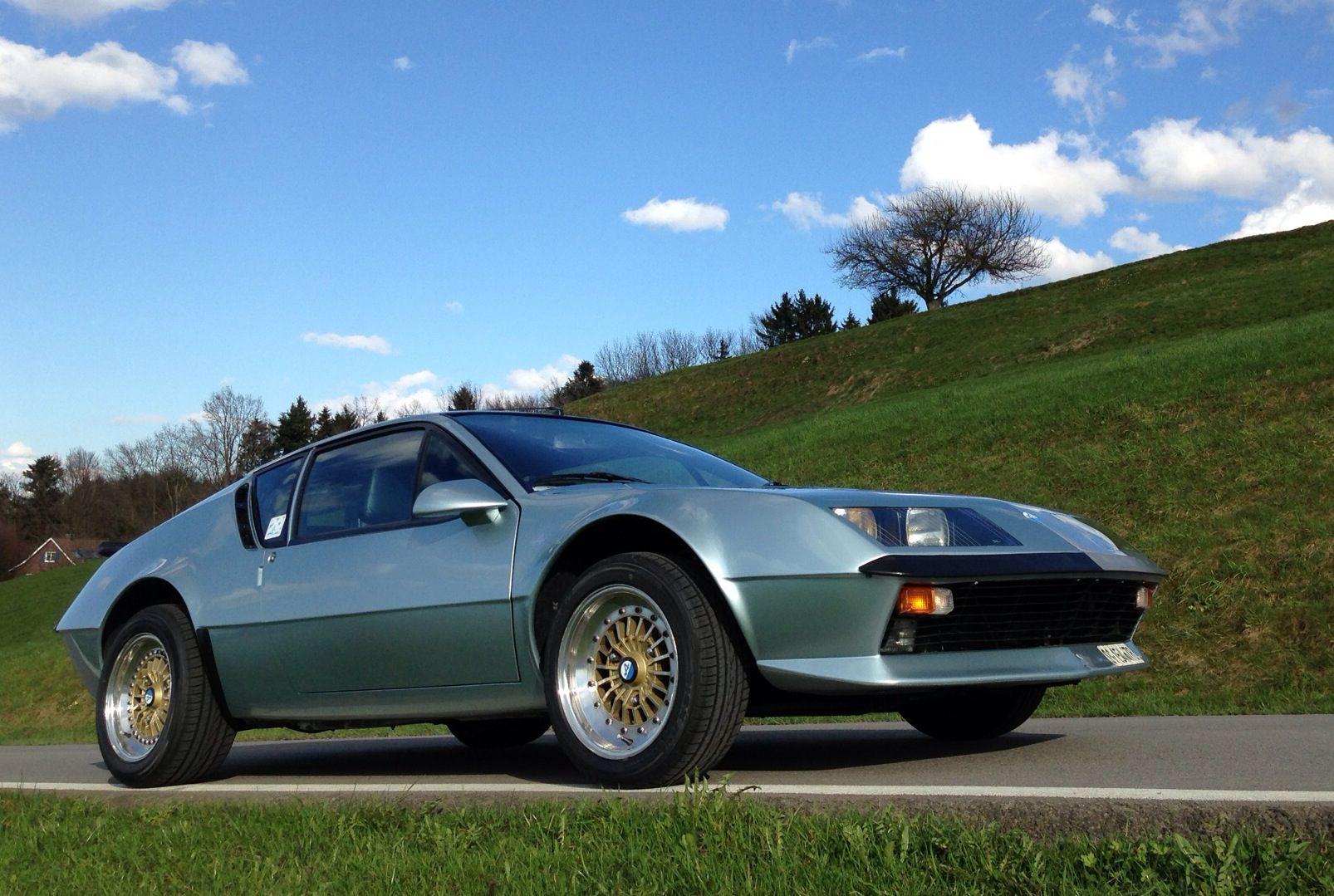 Alpine 310 V6
