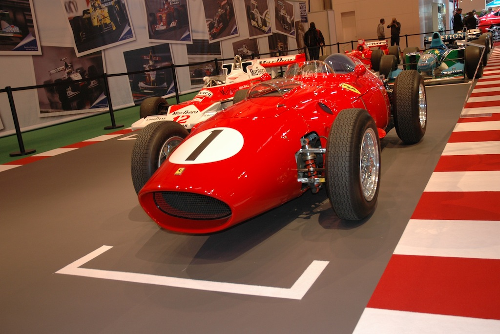 Ferrari Dino 246 1960 6R 2417cc 290 PS Kopie