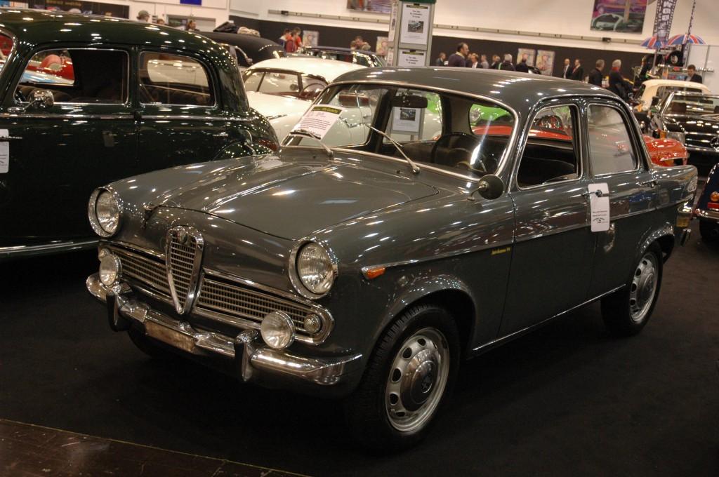 Alfa Giulietta TI