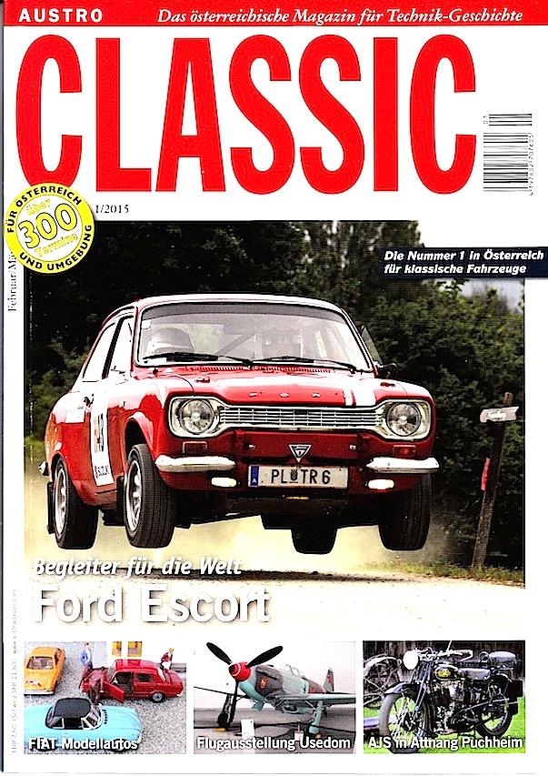 Austro Classic 1 2015