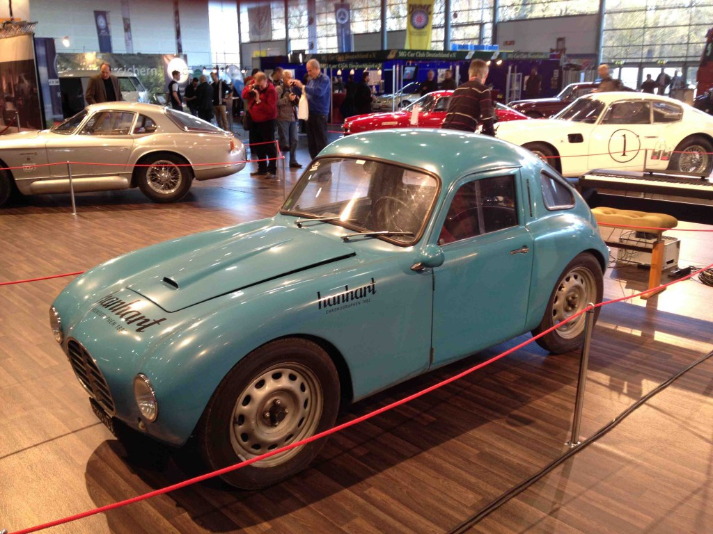 Bizzarini Macchinetta 1953 4R4T 563cc 30PS Kopie