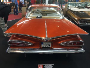 Chevy Impala 1959 Batwing Kopie