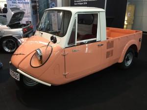 Mazda K360 1960 V2:4T 356cc 16PS Kopie
