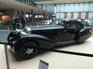 Mercedes 540K Autobahnkurier 1936 180PS Kopie