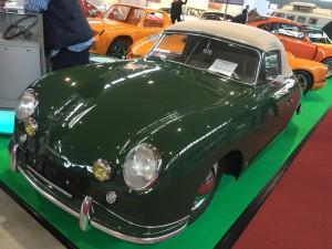 Porsche 356 Gläser 1952 1488cc 60PS Kopie