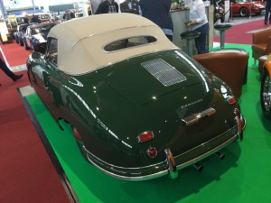 Porsche 356 Gläser 1952 Heck Kopie