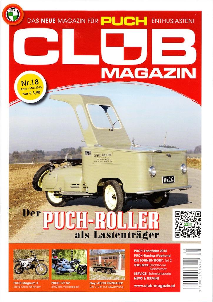 Puch Club Mag 2.2015