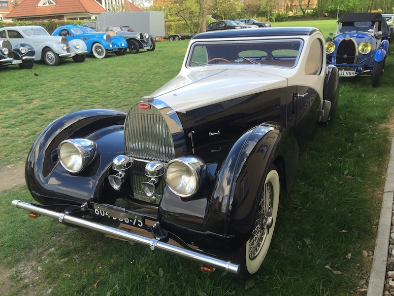 Bugatti 57 Atalante 1936 Kopie