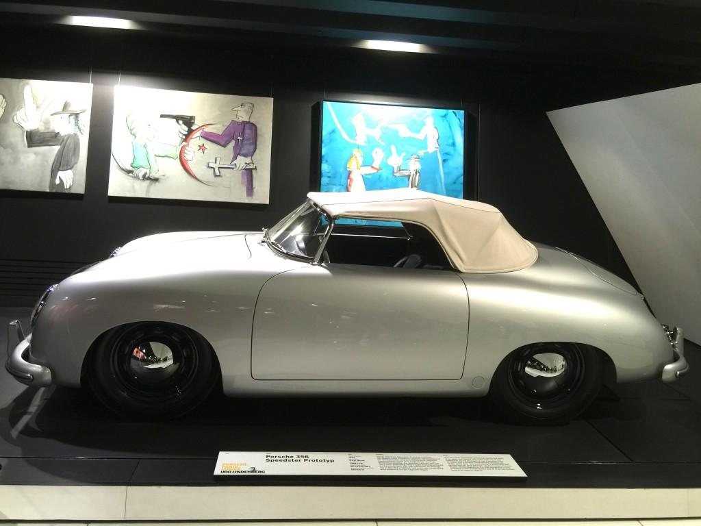Porsche 356 Speedster Prototyp 1954 1488cc 55PS Kopie