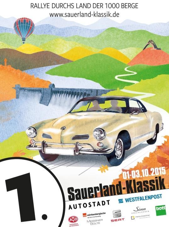 sauerlandklassik plakat