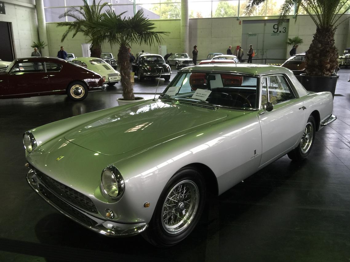 Ferrari 250GT Farina Coupe 1960 572K Kopie