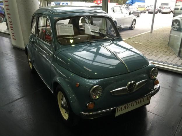 Steyr-Puch 500D 1965  Kopie