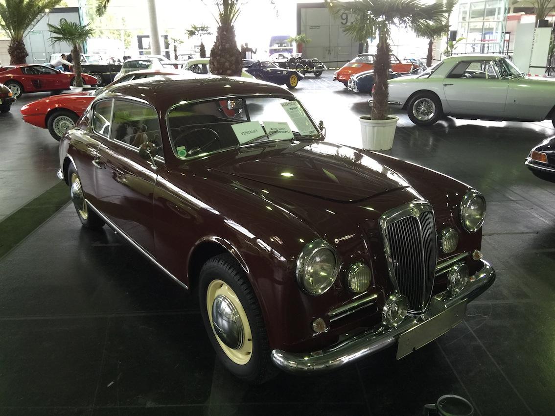 aurelia 1953 830 GT 121000 Kopie