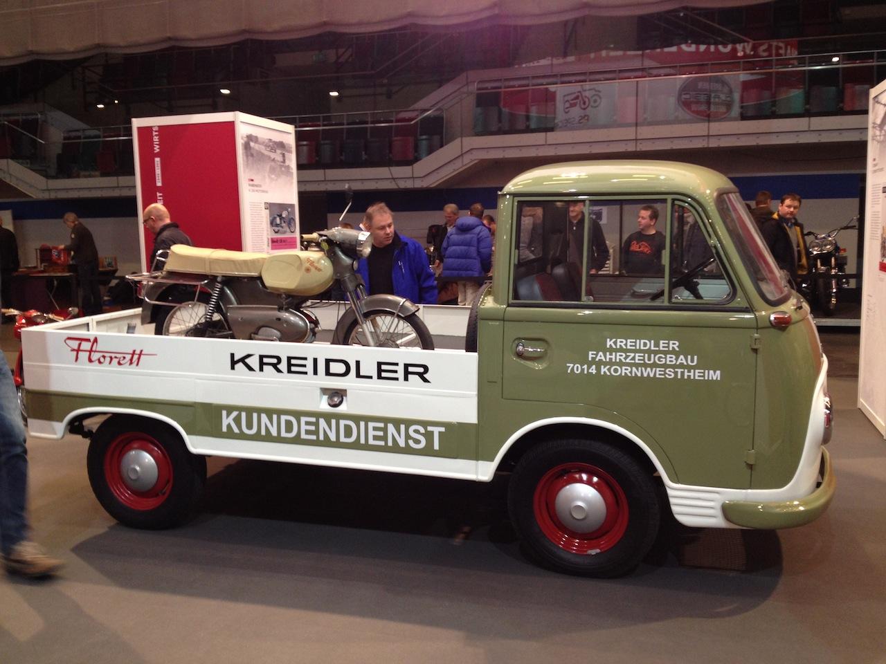 Ford FK 1250 Pritsche