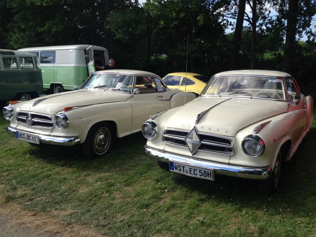 Isabella coupe I und II