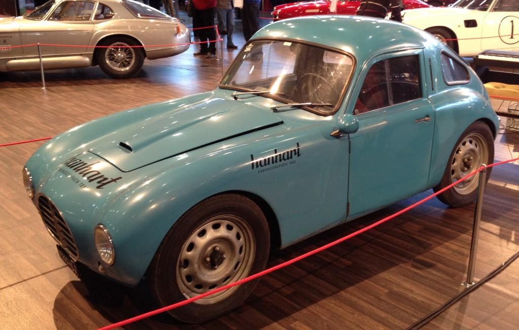 Bizzarini Macchinetta 1953 4R4T 563cc 30PS