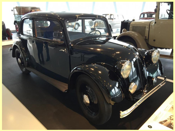 mercedes 130 1934