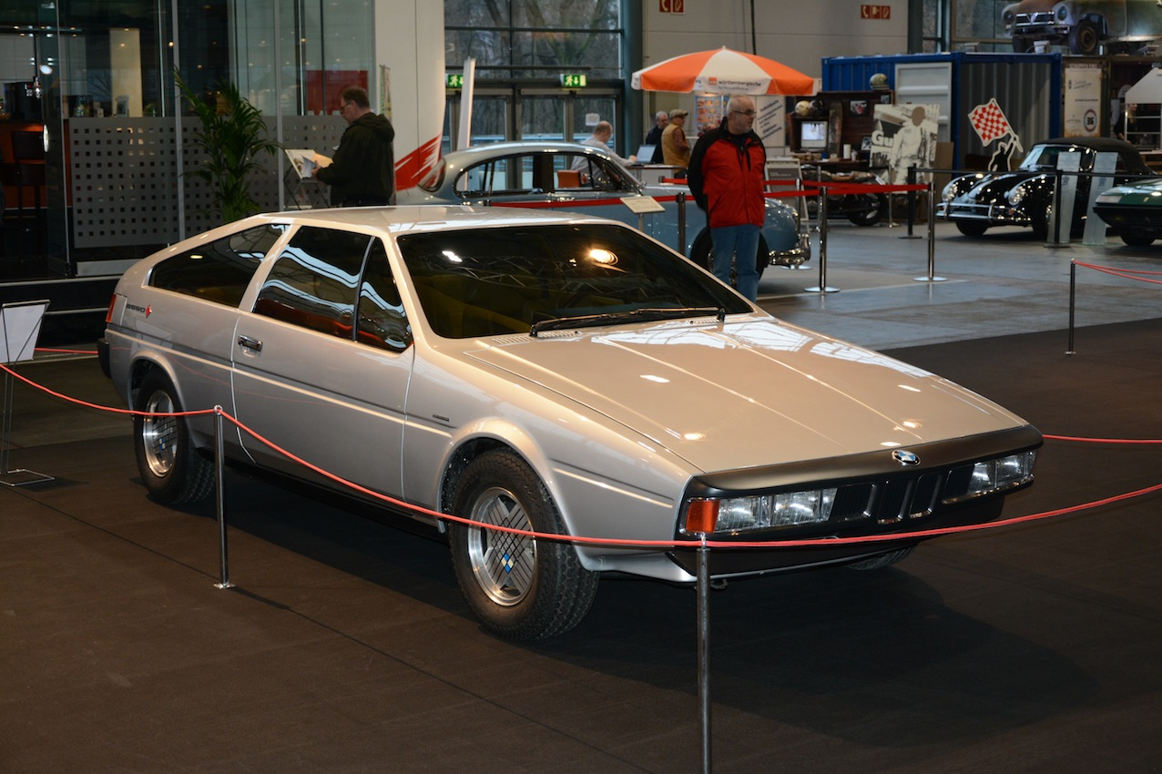 Karmann KaroAS Italdesign 1976 BMW 320 Kopie