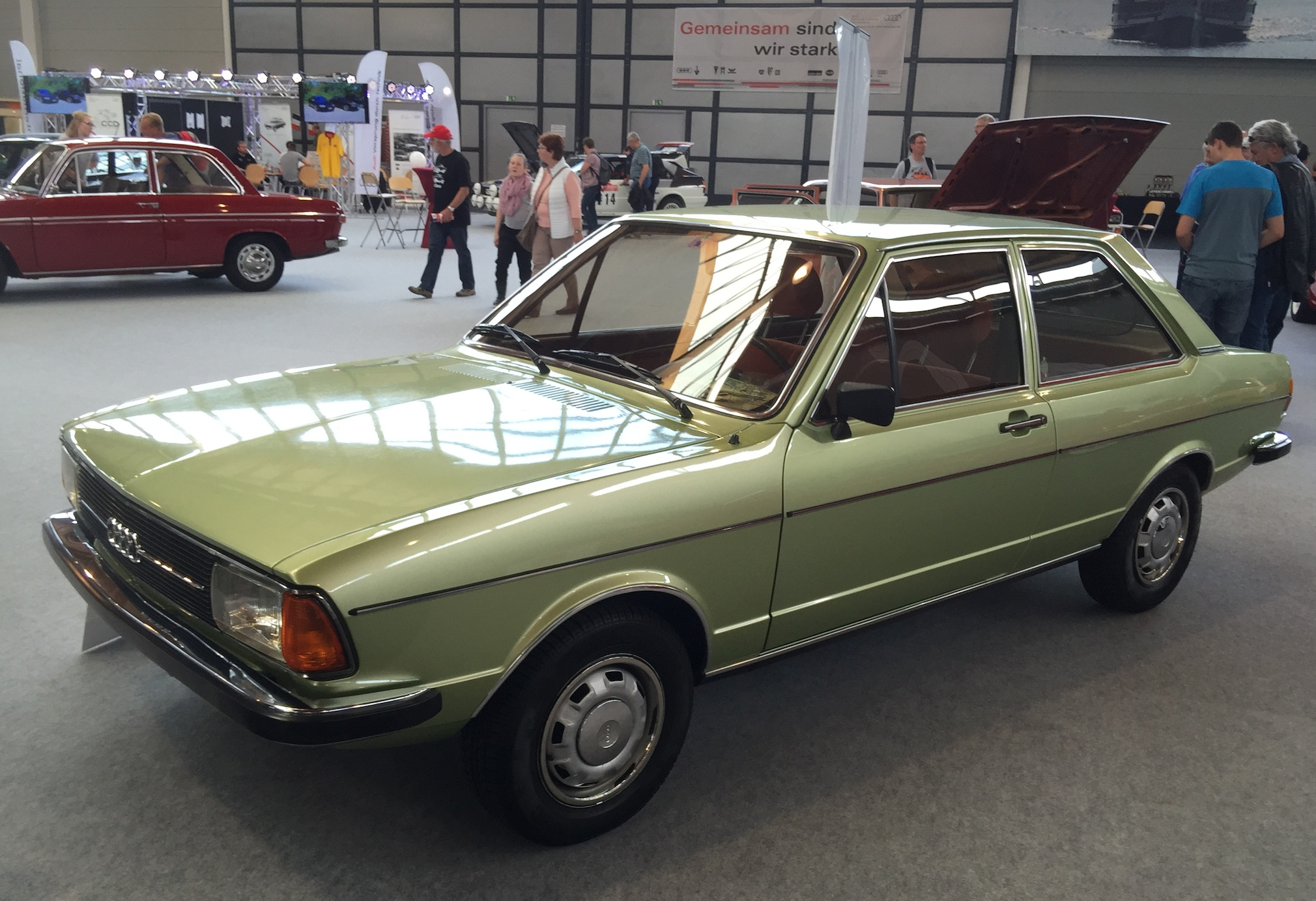 Audi 80 Typ 82 72-78 Kopie