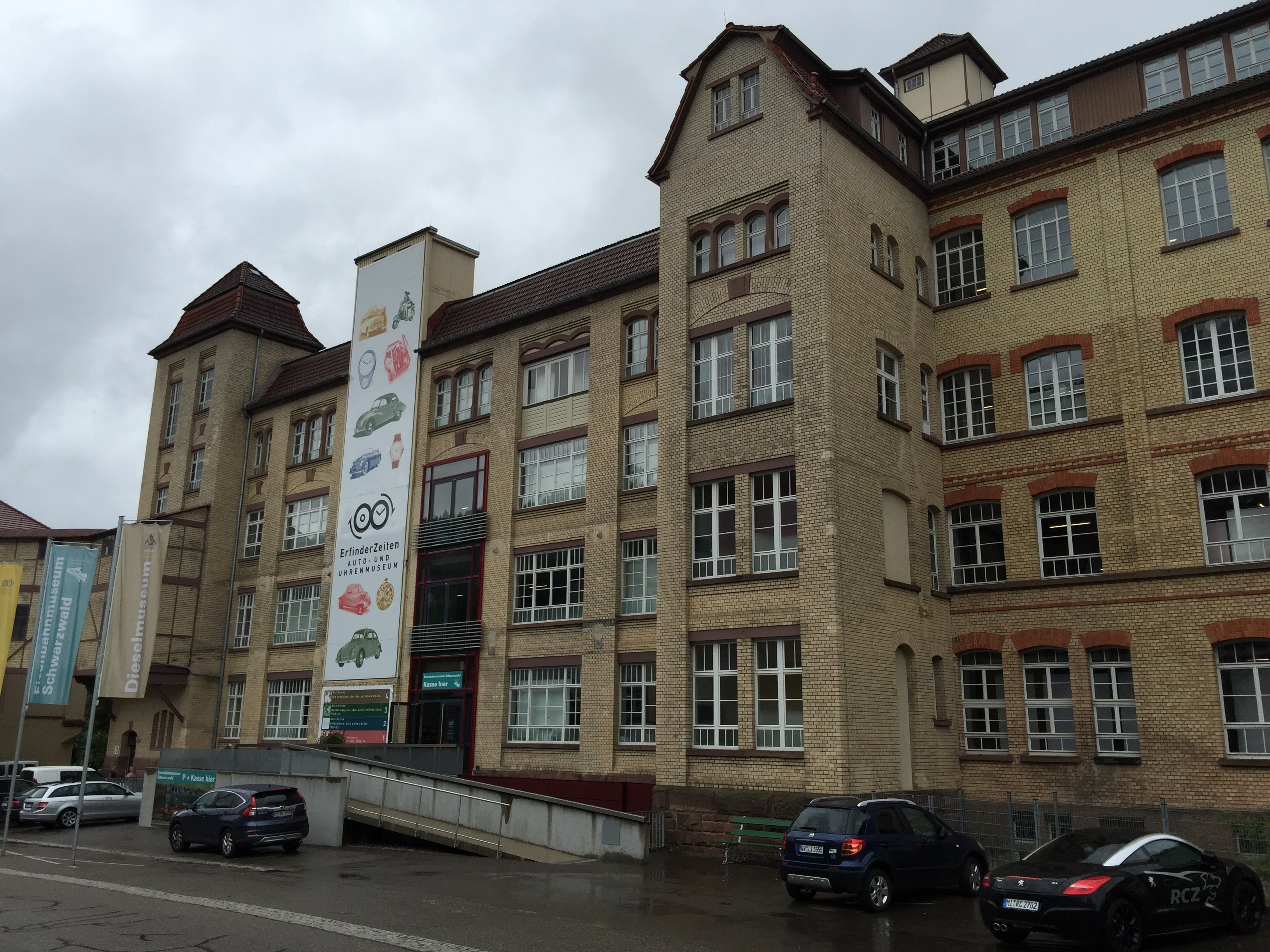 Auto- und Uhrenmuseum Kopie