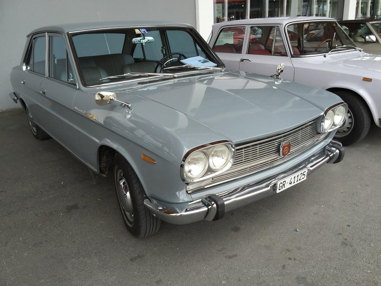 Datsun 2000 DeLuxe Six 1967 Kopie