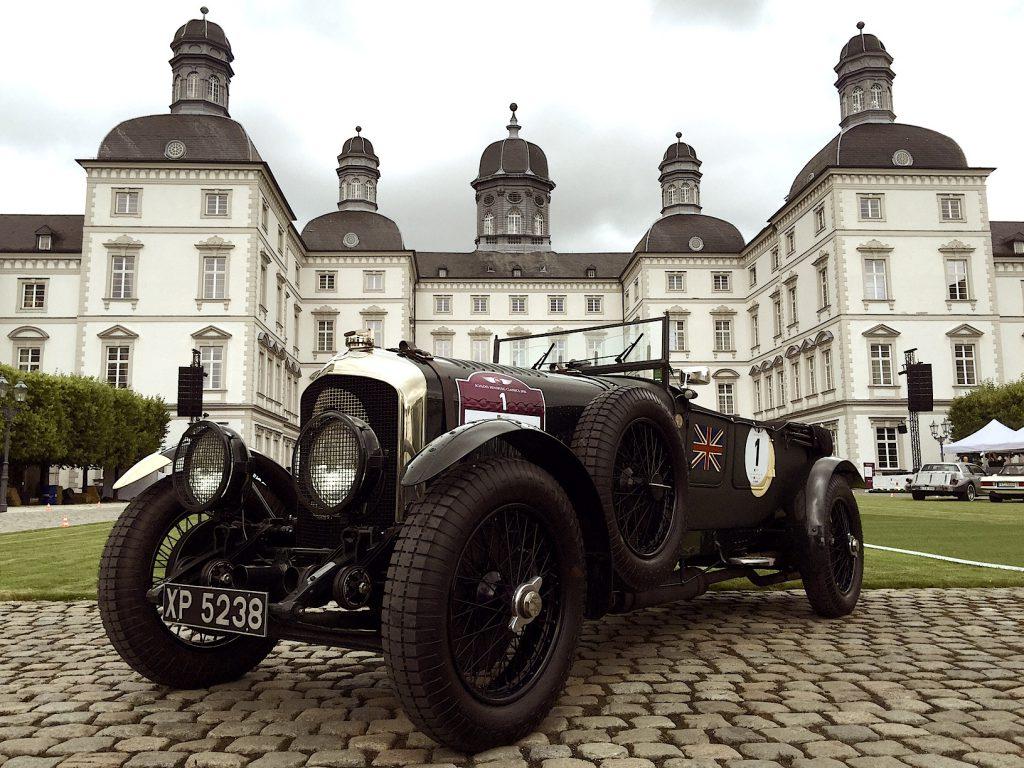 Bentley 3Litre 1924 4 1:2 1927