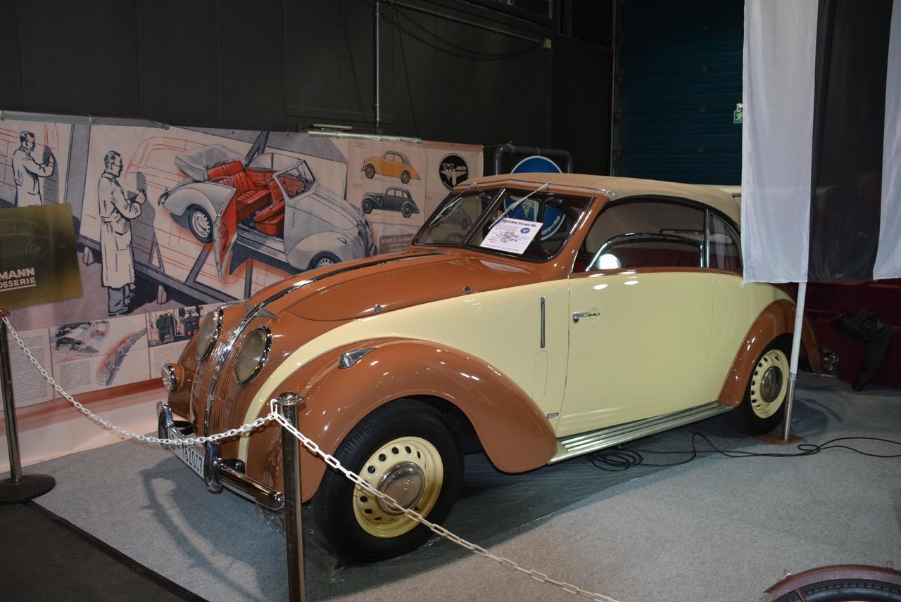 Adler 2,5 Typ 10 1938 58PS