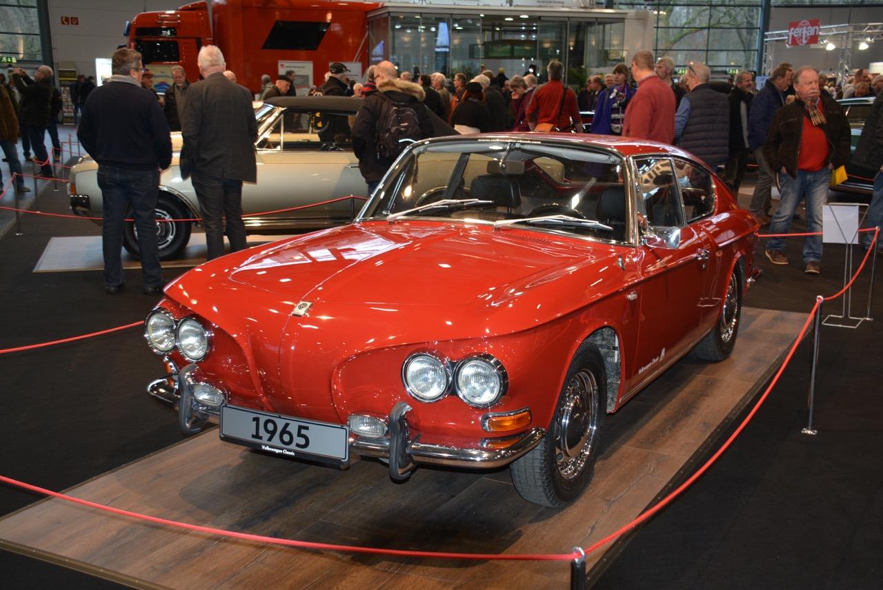 VW Karmann Ghia 1600 TC 1965 54PS Kopie