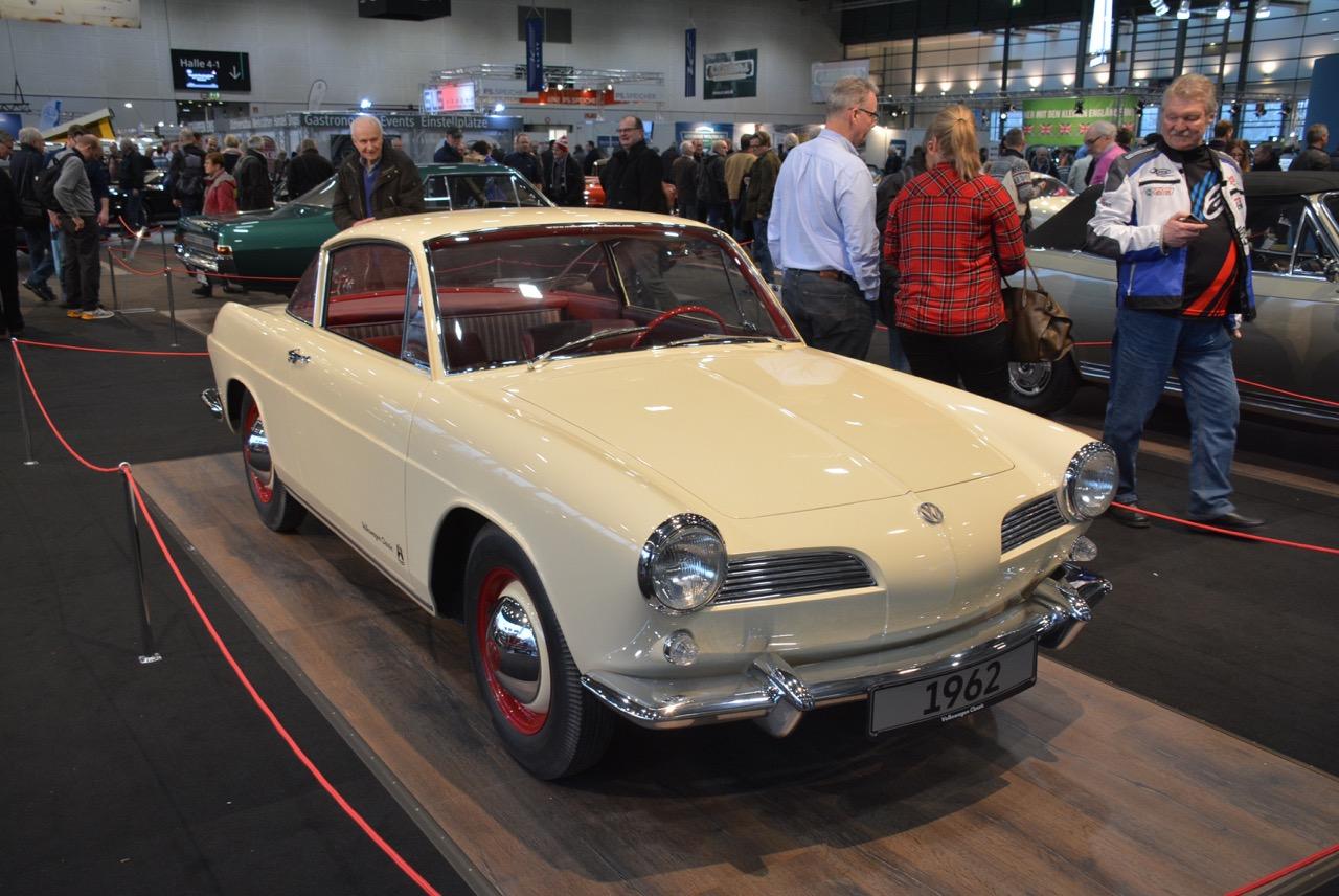 VW Karmann Studie 1962